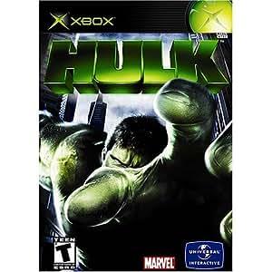 Hulk - Xbox (Jewel case)