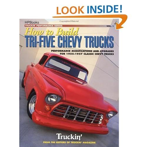 How to Build Tri-Five Chevy TrucksHP1259 Truckin' Magazine editors