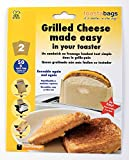 Toastabags Reusable Non-Stick Bags, Set of 2, 3-Pack