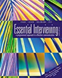 Essential Interviewing: A Programmed Approach to Effective Communication (with InfoTrac®) (Counseling) (0534558488) by Evans, David R.