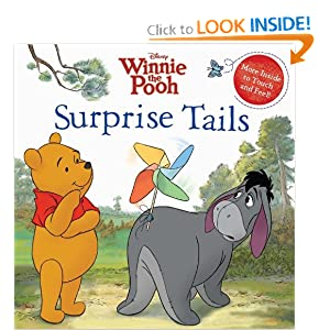 Winnie the Pooh: Surprise Tails (Disney Winnie the Pooh (Board)) Disney Book Group