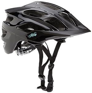 Fox 2013 Youth V1 Rockstar Bike Helmet - 01283 - DO NOT USE (Black - Large)