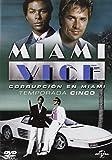 Corrupción En Miami 5 Temporada DVD España (Miami Vice)