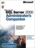 img - for Microsoft SQL Server(tm) 2000 Administrator's Companion (IT-Administrator's Companion) book / textbook / text book