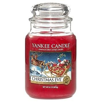 Christmas Eve Large Jar Candle - Yankee Candle