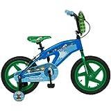 Stinkykids Boy's Bicycle (16 x 10 - Inch, Blue )