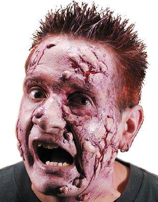 Leper Face Halloween Latex Prosthetic Kit