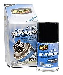 See Meguiars Air Re-Fresher Odor Eliminator - Summer Breeze Scent Details