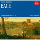 Bach: English Suites Nos. 1-3