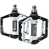 """West Biking® 1 Pair 9/16"""" Bike Pedals BMX MTB Parts Aluminum Mountain Bicycle Cycling Pedals"""
