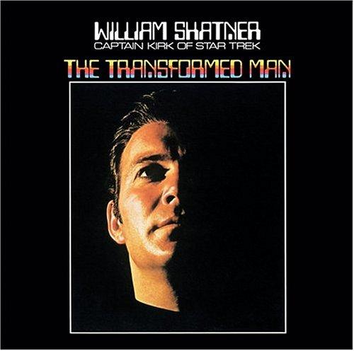 William Shatner - Transformed Man - Zortam Music