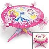 Disney Princess 10in Birthday Party Cake Stand