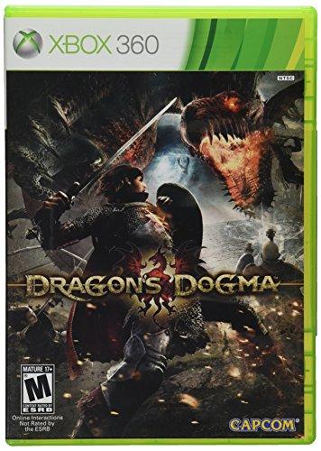 Dragon's Dogma - Xbox 360 (Dragons Dogma Quest compare prices)