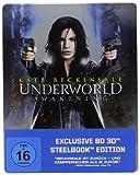 Underworld Awakening Steelbook 3d Version Blu ray