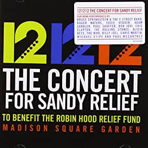 12-12-12 The Concert For Sandy Relief [2 CD]