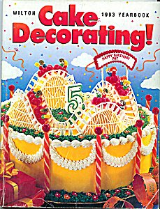 Wilton Cake Decorating 2008 Yearbook at Amazon.com