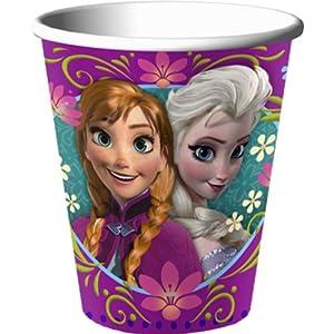 Disney Frozen - 9 oz. Paper Cups (8) from Hallmark
