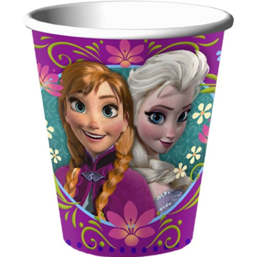 Sale!! Disney Frozen - 9 oz. Paper Cups (8)
