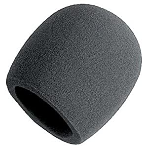 Standard Microphone Foam Windscreen Qty 5