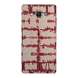 Delighted Brick Wall Vintage Back Case Cover for Samsung Galaxy A5