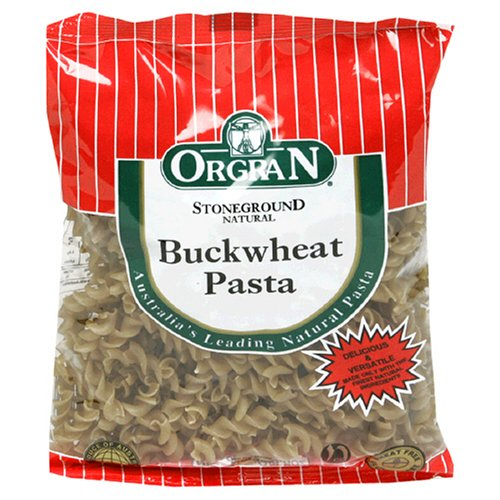Buy Orgran Buckwheat Pasta, Spirals, 8.8-Ounce Packages (Pack of 9) (Orgran, Health & Personal Care, Products, Food & Snacks, Pasta & Grains, Noodles & Pasta, Italian Pasta)