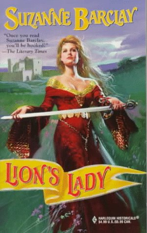 Lion'S Lady (The Sutherland Series) (Historical , No 411), SUZANNE BARCLAY