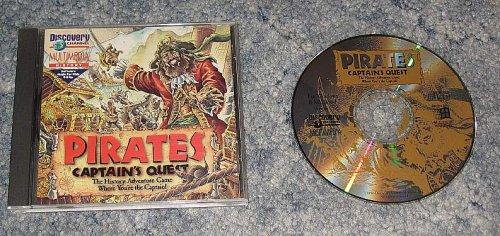 Pirates: Captain'S Quest
