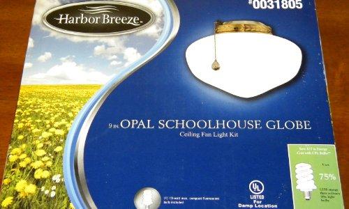 Ceiling Fans Grand Sales Harbor Breeze 9in Opal