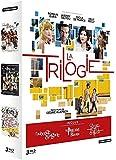 La Trilogie: L'auberge espagnole + Les poupées russes + Casse-tête chinois [Blu-ray]