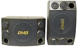 "BMB CSD-2000 12"" 1,200W 3-Way Speaker (Pair)"