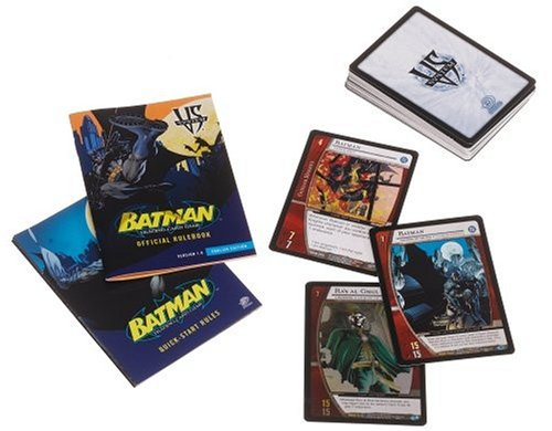 Batman Trading Card Game Starter Deck - 1