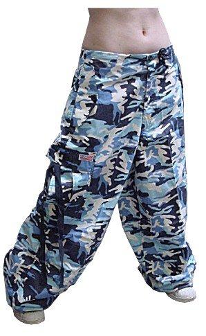 Excellent S2 Sportswear Blue Camouflage Pajama Pants  Women Amp Plus  Zulily