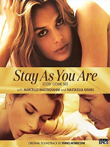 Amazon.com: Stay As You Are: Marcello Mastroianni, Nastassja Kinski