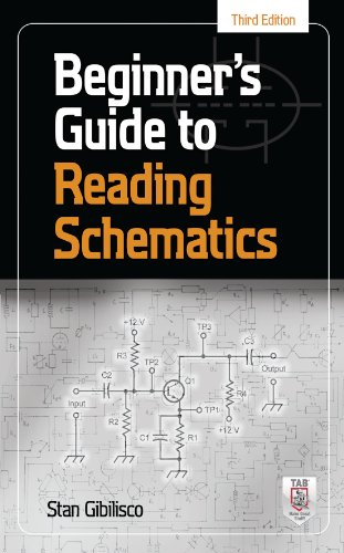 Beginner's Guide to Reading Schematics, Third Edition (Art Of Electronic 3rd Edition compare prices)