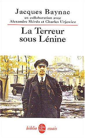 La Terreur sous Lénine (1917-1924)