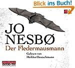 Der Fledermausmann: 5 CDs (Ein Harry-...