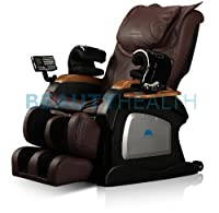 Shiatsu Arm Hand Massage Chair with Jade Heat Therapy, Human Body Scan, Mp3 Synched Massage, 69 Air Bags + More by BEAUTYHEALTH