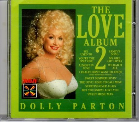 DOLLY PARTON - The Love Album 2 - Zortam Music