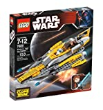 51EGQOVxR2L. SL160  LEGO Star Wars Anakins Jedi Starfighter