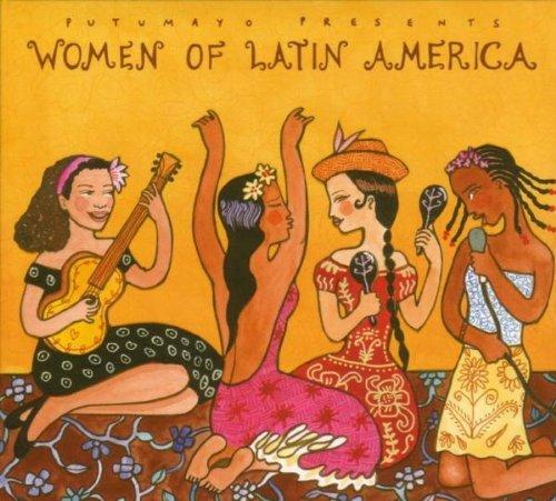 Women of Latin America [拉丁美洲女声民谣] - 癮 - 时光忽快忽慢,我们边笑边哭!