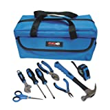 Grip 9 pc Childrens Tool Kit