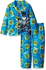 DC Comics Boys' Batman Sleepwear Coat Set at Gotham City Store