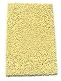 Soft Yellow - 3'x5' Custom Carpet Area Rug
