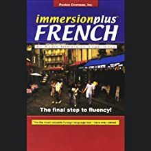 ImmersionPlus: French (       UNABRIDGED) by Penton Overseas, Inc.