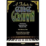 A Tribute to George Gershwin - Cuban Overture, Porgy and Bess, Rhapsody in Blue / Gloyd, Makowicz - DVD (Zone USA)