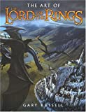 The Art of The Lord of the Rings (0618510834) by Russell, Gary