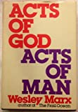 img - for Acts of God, acts of man book / textbook / text book