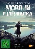 DVD Cover 'Camilla Läckberg: Mord in Fjällbacka (Gesamtbox) [6 DVDs]