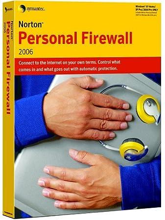 Norton Personal Firewall 2006