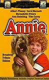Annie VHS Tape